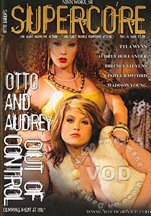 Otto And Audrey Out Of Control Box Cover