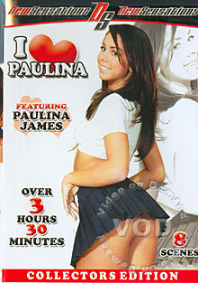 I Love Paulina Box Cover