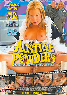 Austine Powders - International Horny Spy Box Cover