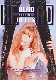 Head Over Heels Box Cover