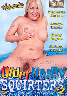 Older Hairy Squirters #2 Box Cover