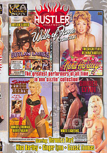 The Secret Life Of Nina Hartley Box Cover