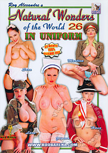 Natural Wonders Of The World 26 - In Uniform Box Cover
