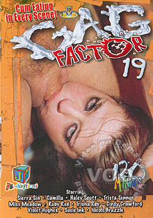 Gag Factor 19 Box Cover