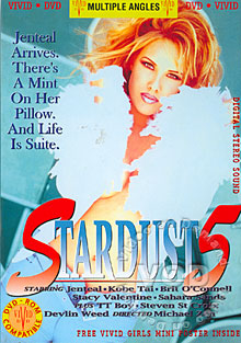 Stardust 5 Box Cover