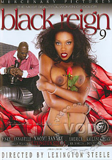 Black Reign 9 Box Cover
