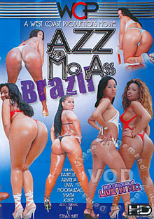 Azz And Mo Ass - Brazil Box Cover