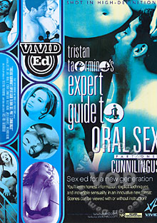 Tristan Taormino's Expert Guide To Oral Sex Part One Cunnilingus
