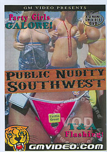 Public Nudity Southwest Box Cover