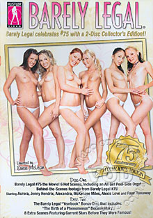 Barely Legal 75 (Disc 1)