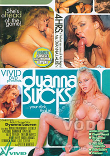 Dyanna Sucks Box Cover