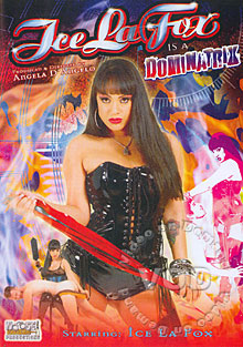 Ice La Fox Is A Dominatrix Box Cover