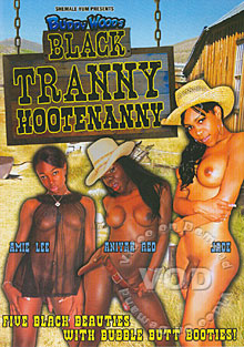 Black Tranny Hootenanny Box Cover