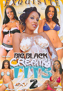Big Black Creamy Tits 2 Box Cover