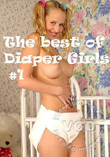 The Best Of Diaper Girls #1 Box Cover