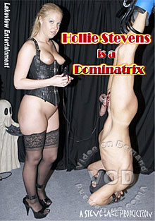 Hollie Stevens Is A Dominatrix Box Cover