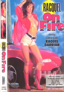 Racquel On Fire Box Cover
