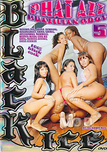 Phat Azz Brazilian Orgy 5 Box Cover