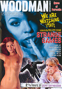Strange Games Box Cover
