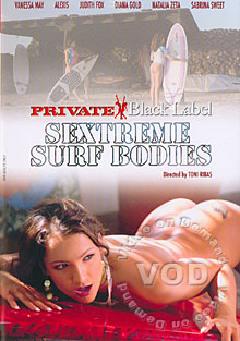 Sextreme Surf Bodies Box Cover