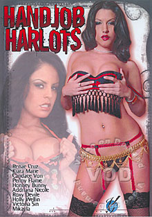 Handjob Harlots Box Cover