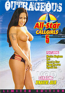 All-Star Call Girls 5 Box Cover