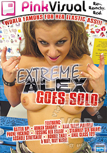 Extreme Alex Goes Solo Box Cover