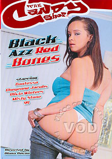 Black Azz Red Bones Box Cover