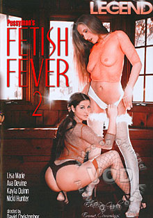 Fetish Fever 2 Box Cover