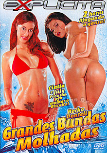 Grandes Bundas Molhadas Box Cover