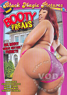 Booty Freaks Box Cover