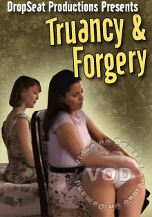 Truancy & Forgery Box Cover