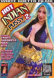 Hot Indian Pussy 2 Box Cover