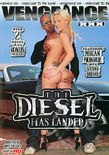 The Diesel Has Landed Box Cover