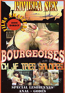 Bourgeoises Ch Jf Tres Salopes Box Cover