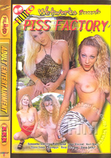 Piss Factory Box Cover