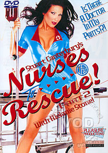 Nurses To The Rescue! Part 2 Box Cover