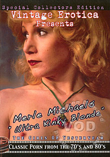 Merle Michaels - Ultra Kinky Blonde Box Cover
