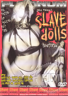Slave Dolls Box Cover