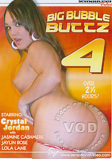 Big Bubble Buttz 4 Box Cover