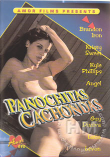 Panochitas Cachondas Box Cover