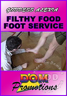 Filthy Food Foot Service Box Cover