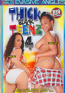 Thick Black Teenz 4 Box Cover
