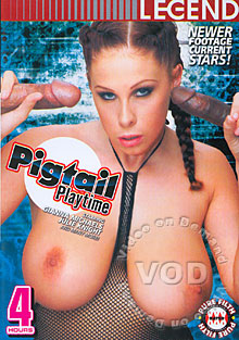 Pigtail Playtime Box Cover