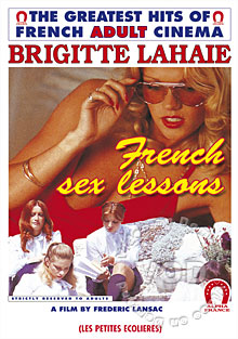 French Sex Lessons (French Language) Box Cover