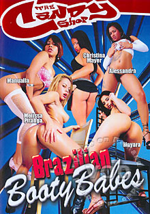 Brazilian Booty Babes Box Cover