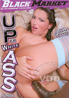 Up 'Er White Ass Box Cover