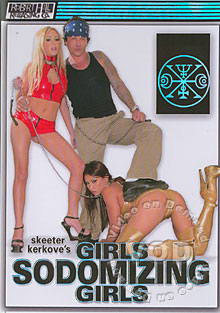 Girls Sodomizing Girls Box Cover