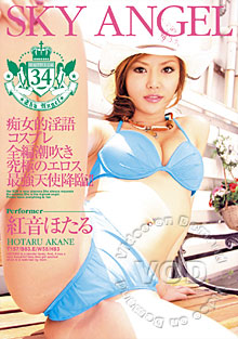 Sky Angel 34 Box Cover