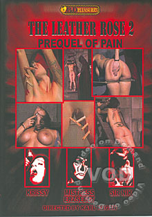 The Leather Rose 2 - Prequel Of Pain Box Cover